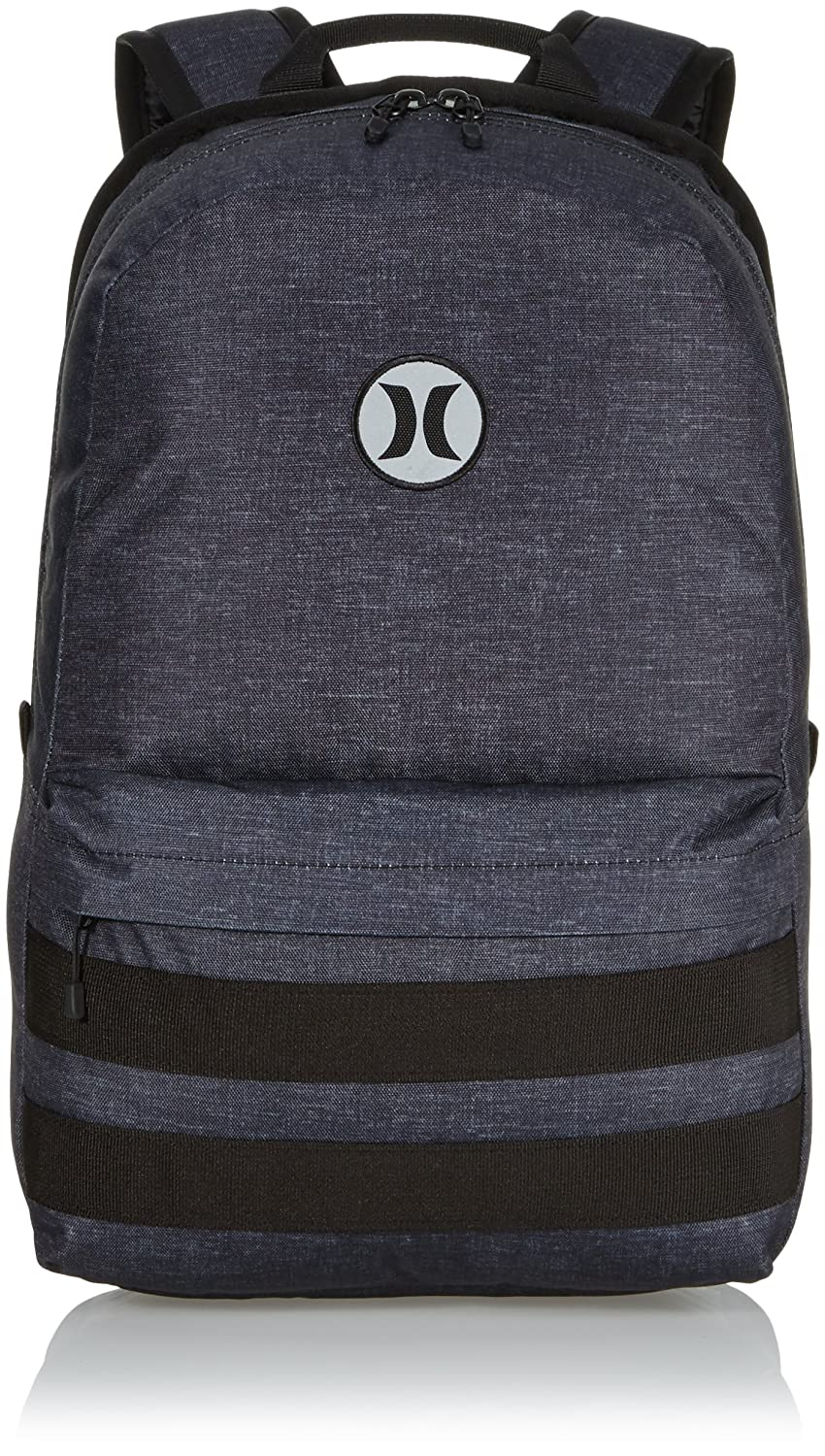 Hurley Block Party Pack - Mochila, color negro, talla DE: 47 cm: Amazon.es: Equipaje