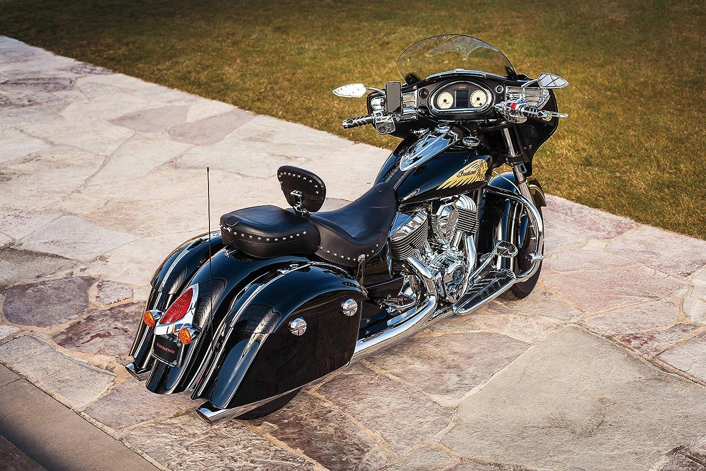 for 06-13 Harley FLHX2 Chrome Kuryakyn Speaker Grilles Flame
