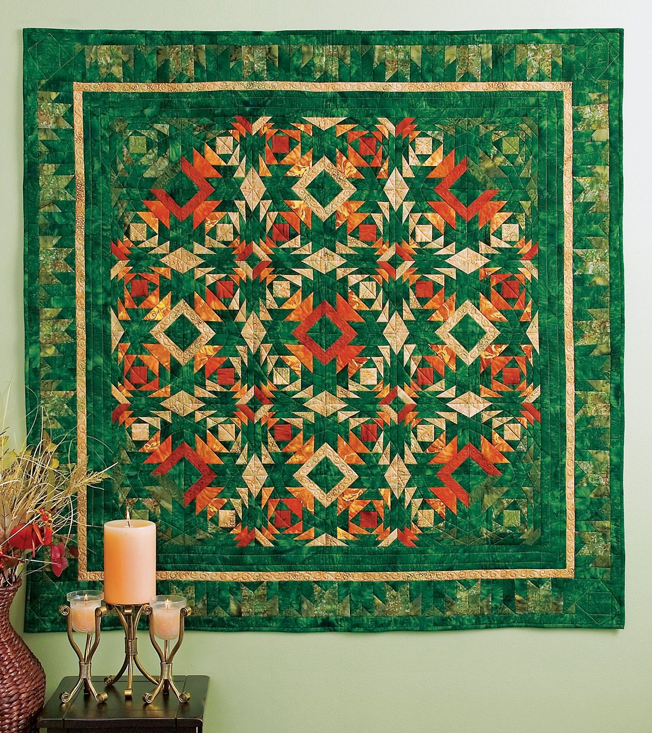 Foundation Pieced Quilts 14 Favorites From Quiltmaker Magazine