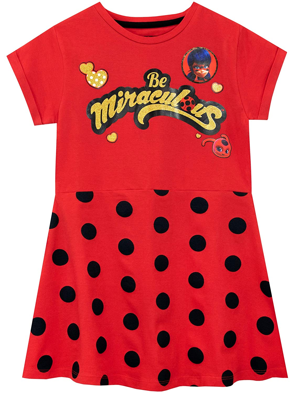 Miraculous Abito per Ragazze Ladybug