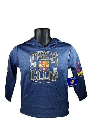FC Barcelona Messi 10 chaqueta de forro polar sudadera oficial fútbol  jóvenes sudadera con capucha 009 42fa57d8444ed