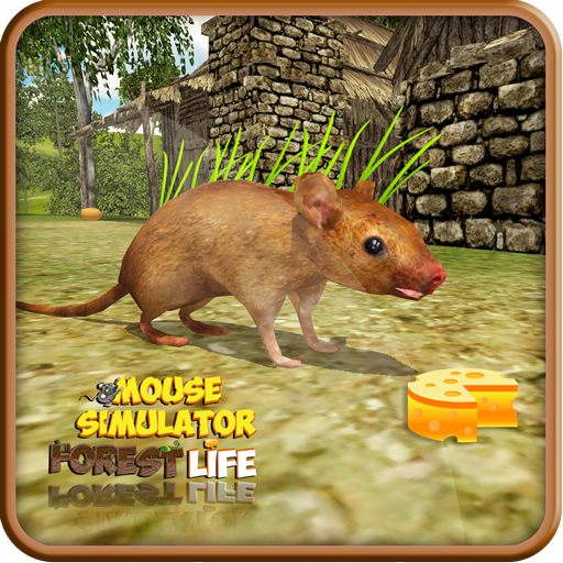 (Crazy Mouse Simulator - Forest Life Adventure Game For Kids)