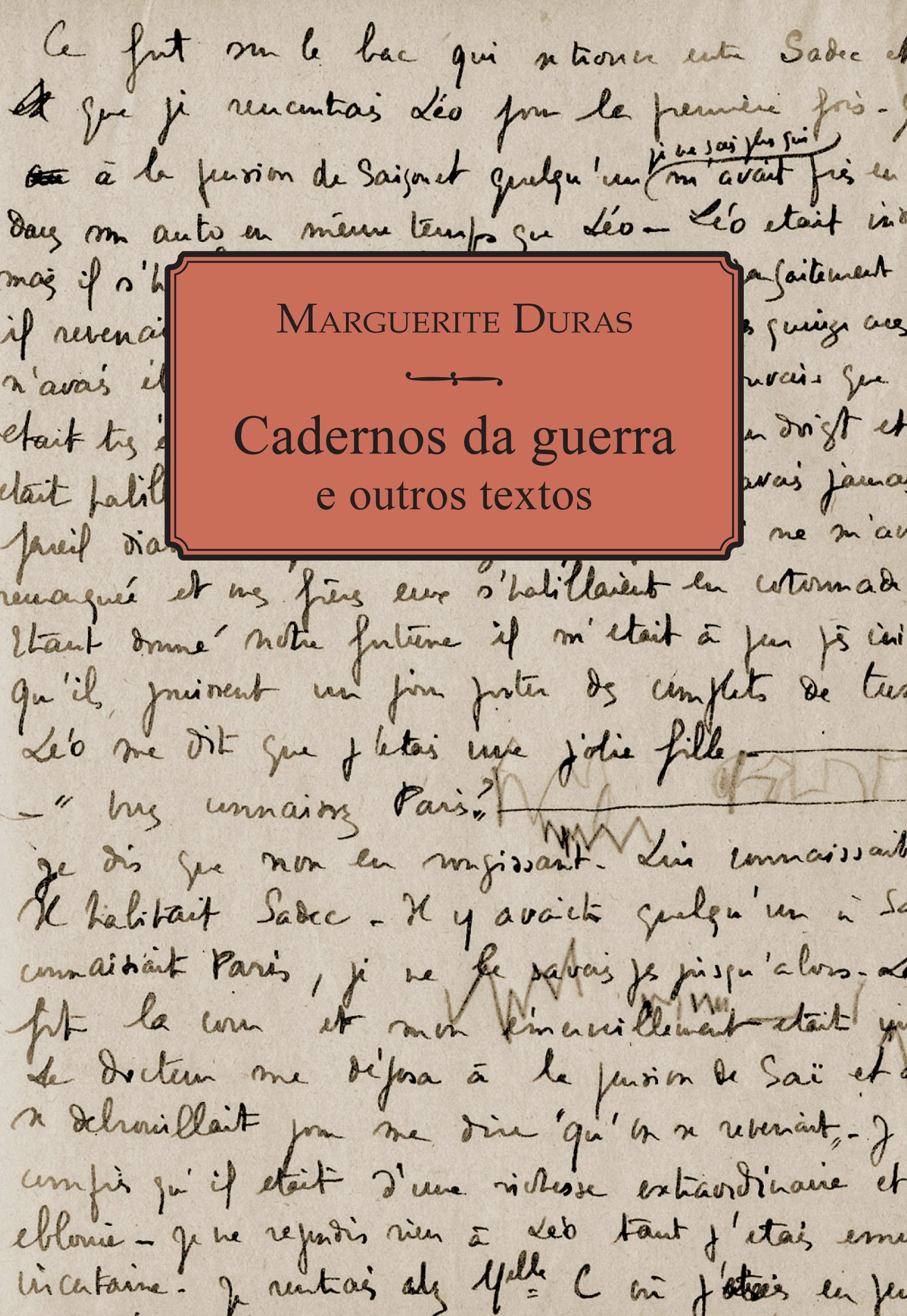 Cadernos Da Guerra E Outros Textos Marguerite Duras 9788574481562 Amazon Books