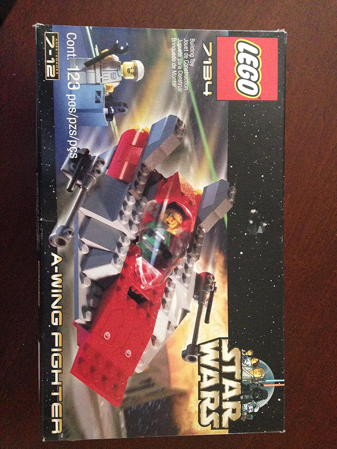 LEGO Star Wars Kit 7134 - A-Wing Fighter