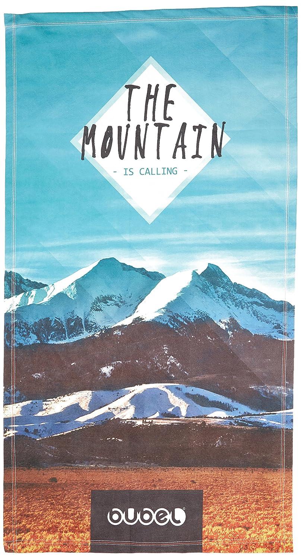 Bubel Mountain Call Compact Toalla montañas Azules: Amazon.es: Deportes y aire libre