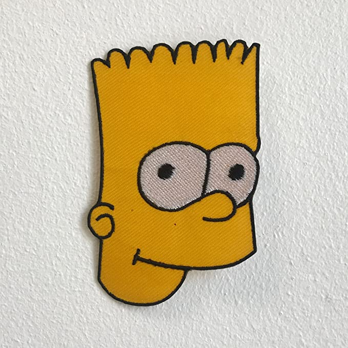 Parche bordado para coser o planchar con dibujos animados de la ...