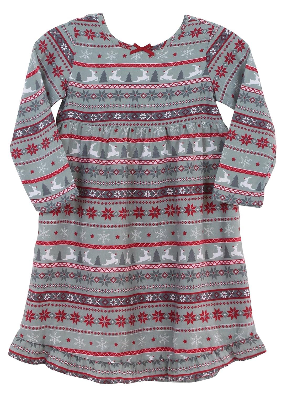 1caa29fe25 Amazon.com  SleepytimePjs Family Matching Christmas Nordic Pajamas ...