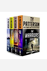 The Warriors Series Boxset III Books 9-12: A Bundle of Covert-Ops Suspense Action Novels Kindle Edition