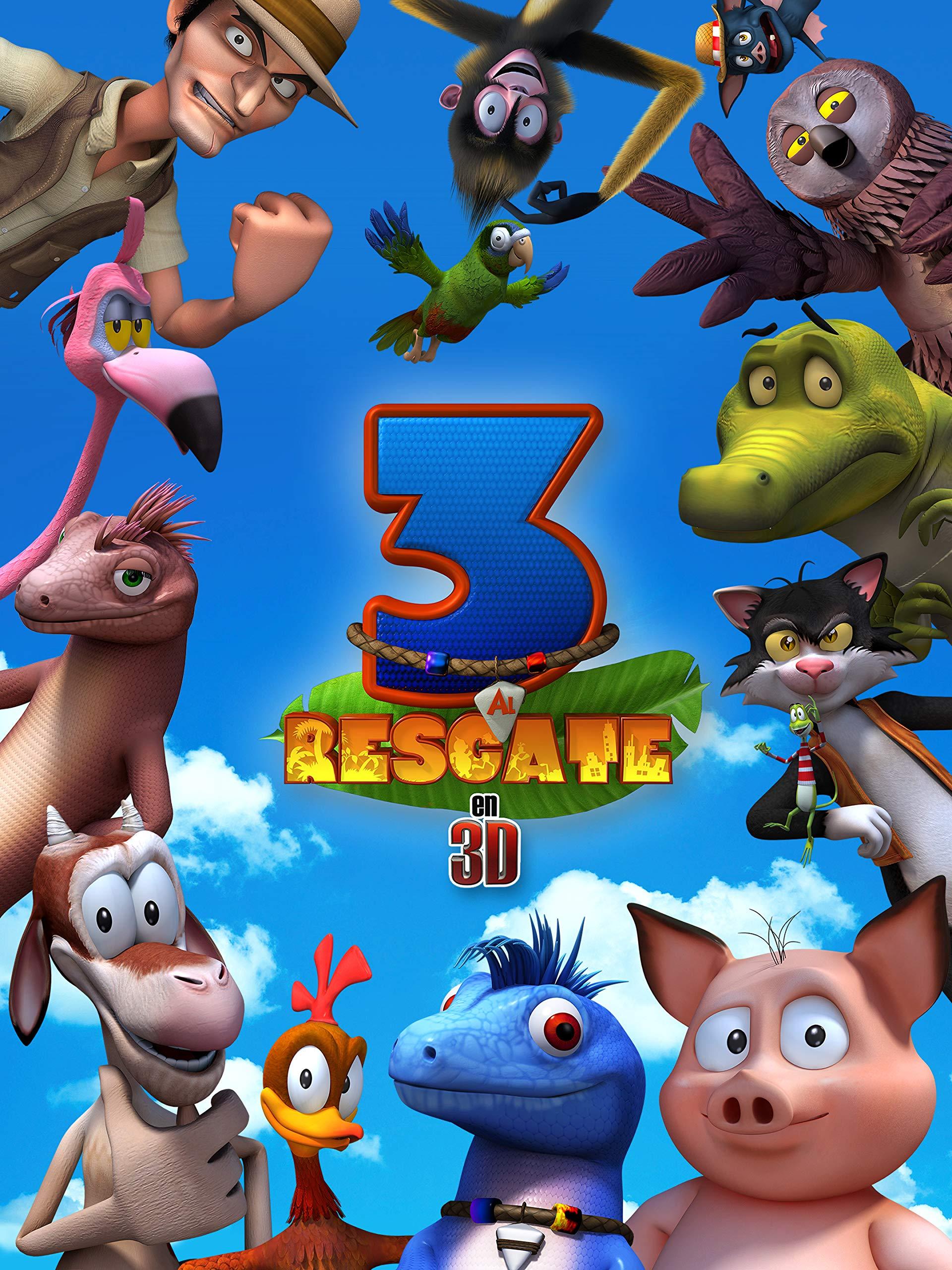 3 Al Rescate