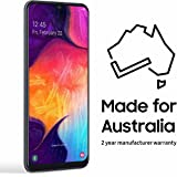 Samsung Galaxy A50 64GB Smartphone (Australian Version), Black