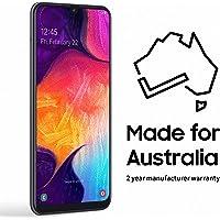 Samsung Galaxy A50 64GB Smartphone (Australian Version), Black
