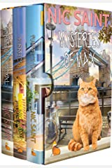 The Mysteries of Max: Books 13-15 (The Mysteries of Max Box Sets Book 5) Kindle Edition