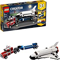 LEGO Creator 3in1 Shuttle Transporter 31091 Creative Building Toy