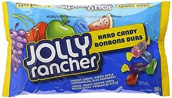 [Amazon Canada]Jolly Rancher Hard Candy Original Assortment, 12 x 360g Bags $27.44