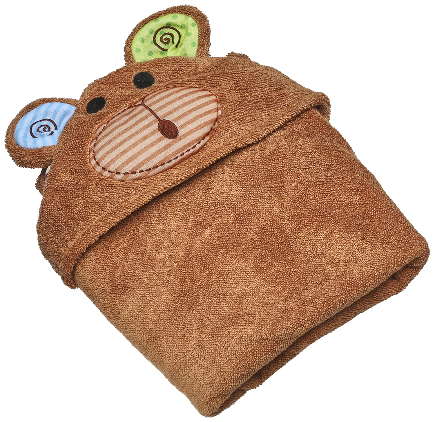 Zoocchni - Baby Towel - Max the Monkey Zoocchini ZOO1004