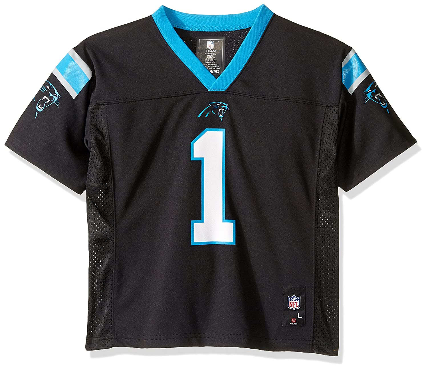 NFL Boys 4-7 Team Color Player Fashion Jersey