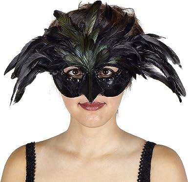 ZUCKER máscara de Baile de máscaras de Cuervo de Cuervo Veneciano ...