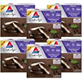 Atkins Endulge Treat Dark Chocolate Covered Peppermint Patties, Keto Friendly and Gluten Free, (Each 5 Count of 1.31 oz…