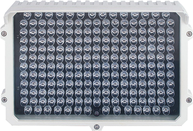 B004F9LF7E CMVision IR130-198 LED Indoor/Outdoor Long Range 300-400ft IR Illuminator with Free 3A 12VDC Adaptor ?? New Version has Photo Sensor ON and Off Switch ?? 91W-J3sX3SL.SL1500_