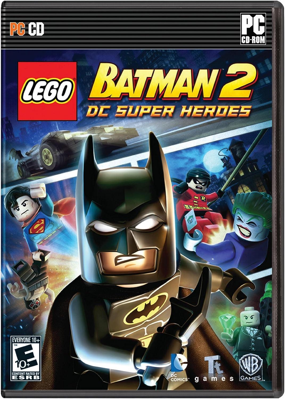 Lego batman 2 скачать на компьютер