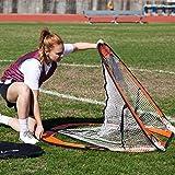 Champion Sports Lacrosse Training Goal: Pop Up