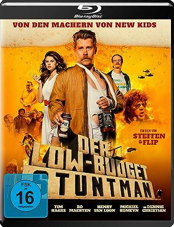 Der Low-Budget Stuntman [Alemania] [Blu-ray]
