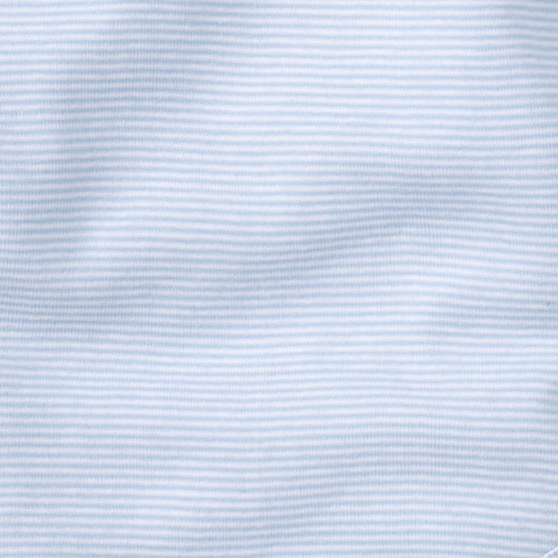 Bianco a Righe Set di Bambini del Bambino Body Body a Maniche Lunghe WELLYOU Blu Chiaro Bimbo a Costine 100/% Cotone per Ragazzi e Ragazze
