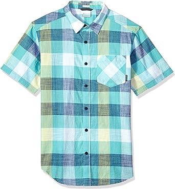 Columbia Katchor Ii Camisa de manga corta para hombre: Amazon.es: Ropa y accesorios