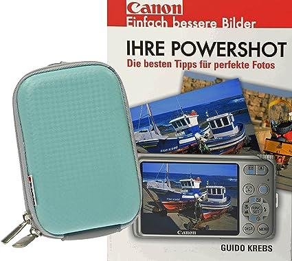 Foto Kamera Tasche Carbon Set Mit Fotobuch Ihre Canon Kamera