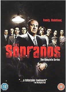 Amazon com: The Sopranos: Season 1: James Gandolfini, Edie