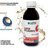 LIPOVITAMIN C® - LIPOSOMAL VITAMINA C Líquida de Alta Dosificación-1450mg por…