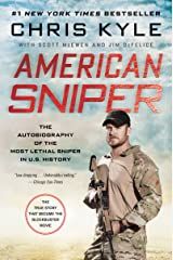 American Sniper: The Autobiography of the Most Lethal Sniper in U.S. Military History Kindle Edition