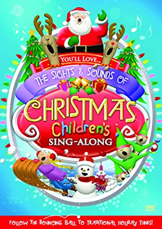 Amazon.com: The Sights & Sounds of Christmas: Children's Sing ...