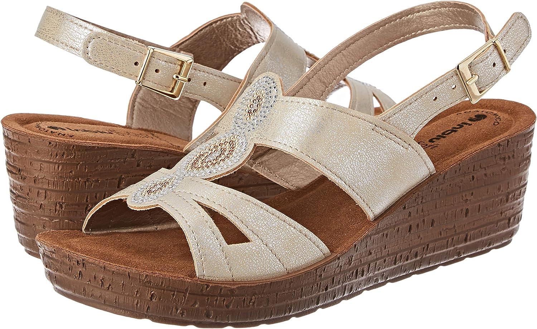 Sandali con Cinturino alla Caviglia Donna inblu Glamour