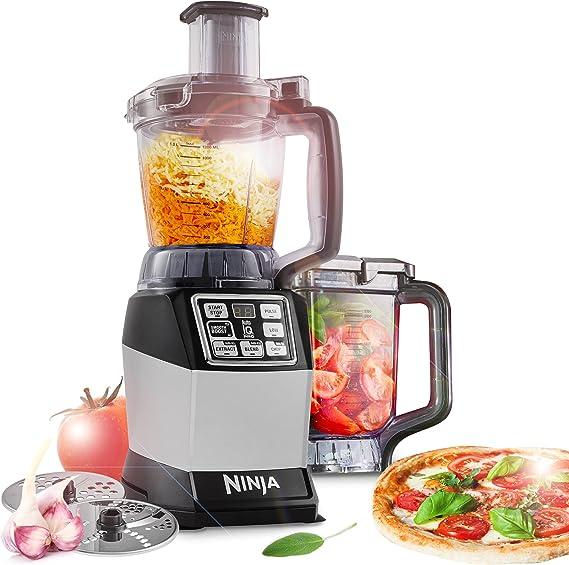 Procesador de alimentos compacto Nutri Ninja [BL490EU2] 1200 W ...