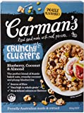 Carman's Crunchy Clusters Blueberry, Coconut and Almond 500g