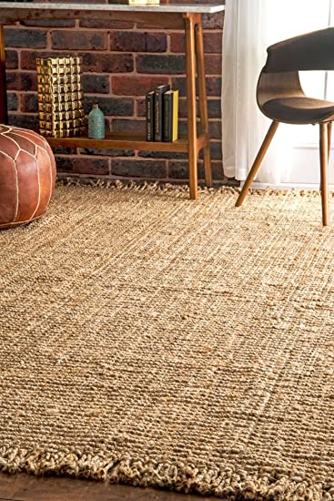 Amazon Com Contemporary Area Rug Indoor Outdoor Rugs 6 X 9