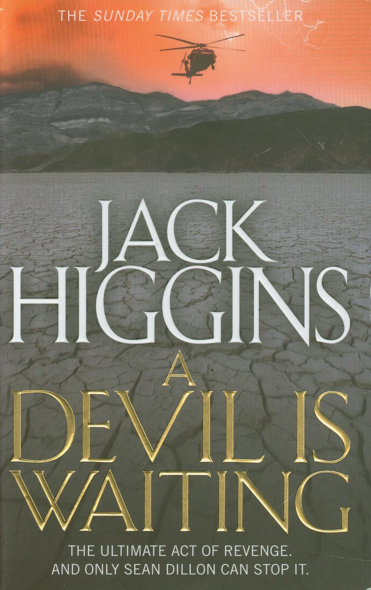 A Devil is Waiting (Sean Dillon Series, Book 19) por Jack Higgins