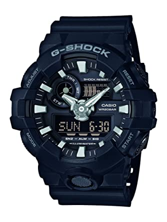 CASIO G-SHOCK watch GA-700-1BER