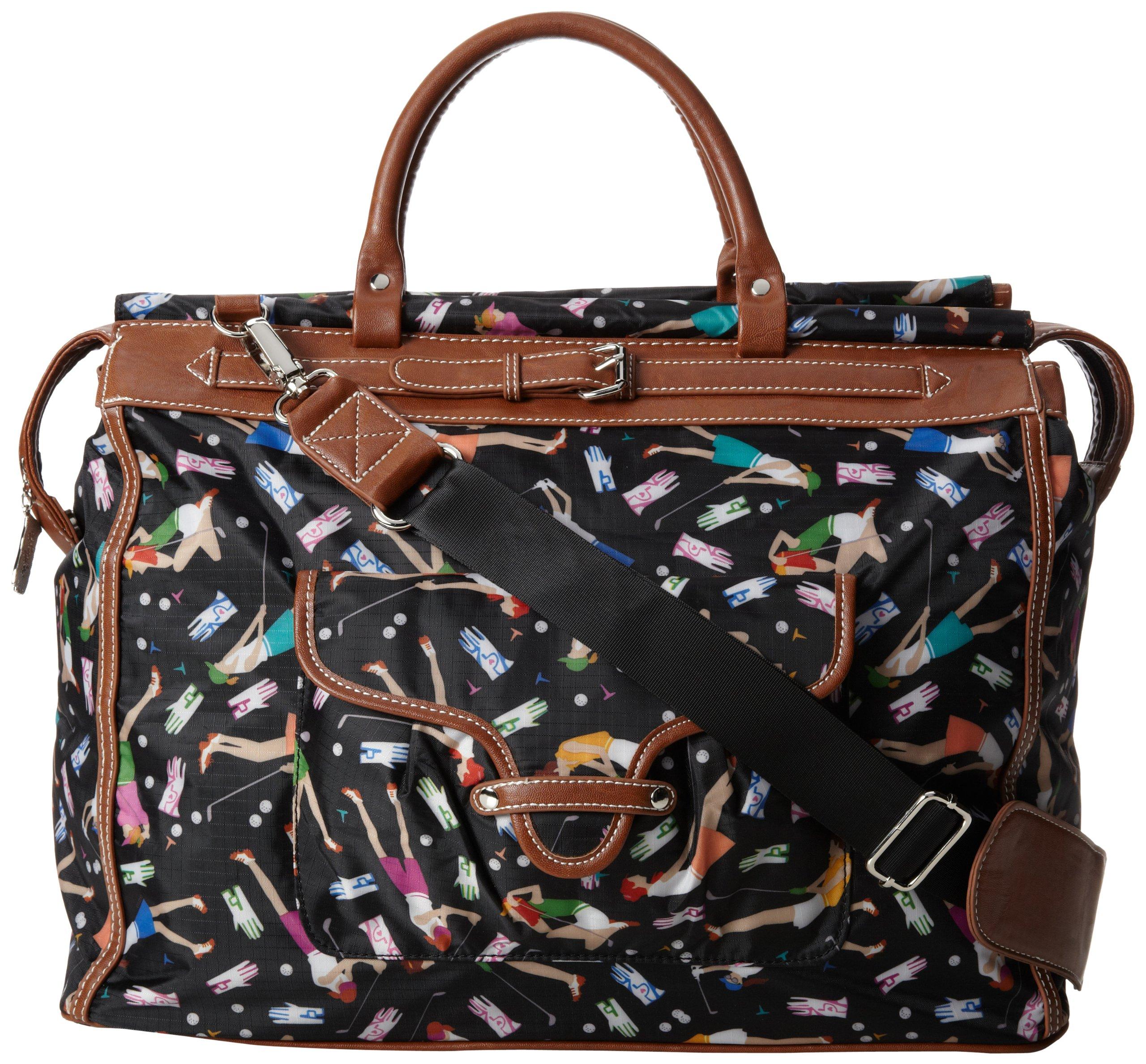 Sydney Love Lady Golf Getaway Bag Carry On,Multi,One Size