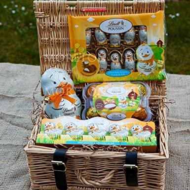 Lindt poussin chocolate special limited edition easter luxury lindt poussin chocolate special limited edition easter luxury hamper the perfect easter gift by negle Gallery