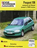 Revue Technique Automobile Peugeot 106 essence et diesel