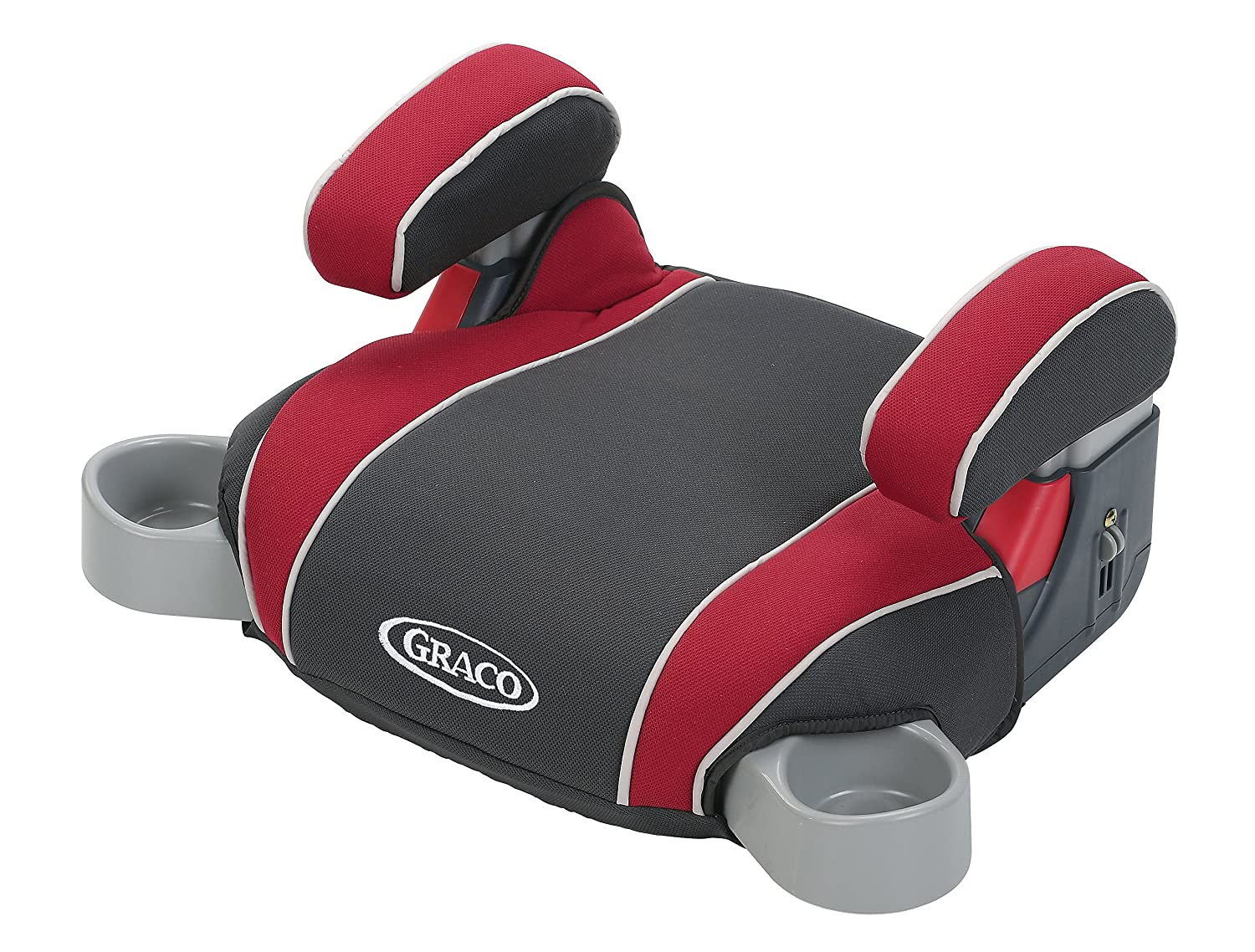 Amazon Graco Backless Turbo Booster Car Seat Chili Red One Size Baby