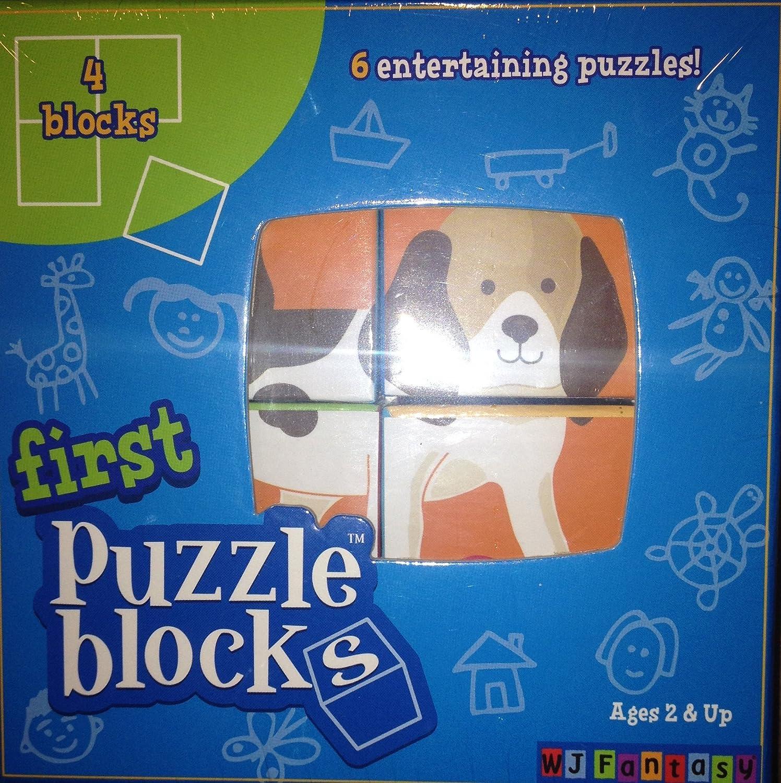 First Puzzle Blocks #384 Babalu
