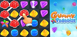 Gummy Paradise by RV AppStudios