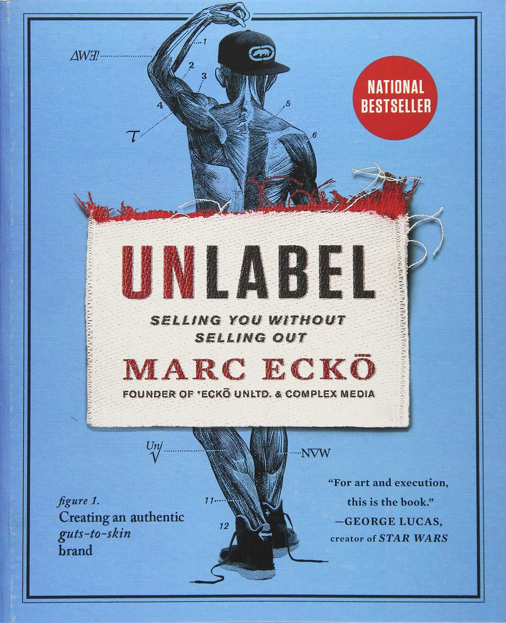 Unlabel: Selling You Without Selling Out by Touchstone Books (Image #1)