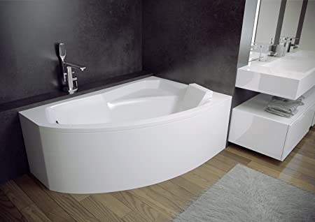 Besco RIMA Offset Corner Bath SPACE SAVER 1300 x 850mm RIGHT HAND 10 on tiled corner tub designs, garden tub bathroom designs, corner toilet bathroom designs, freestanding tub bathroom designs, claw tub bathroom designs, corner tub fireplace, soaker tub bathroom designs, corner tub accessories, corner jacuzzi tub design ideas, corner tub cabinet, corner tub granite, oval tub bathroom designs, corner tub decorating, hot tub bathroom designs, corner showers for small bathrooms, corner tub modern, corner tub tiling, corner bathtubs, walk in tub bathroom designs, corner tub doors,
