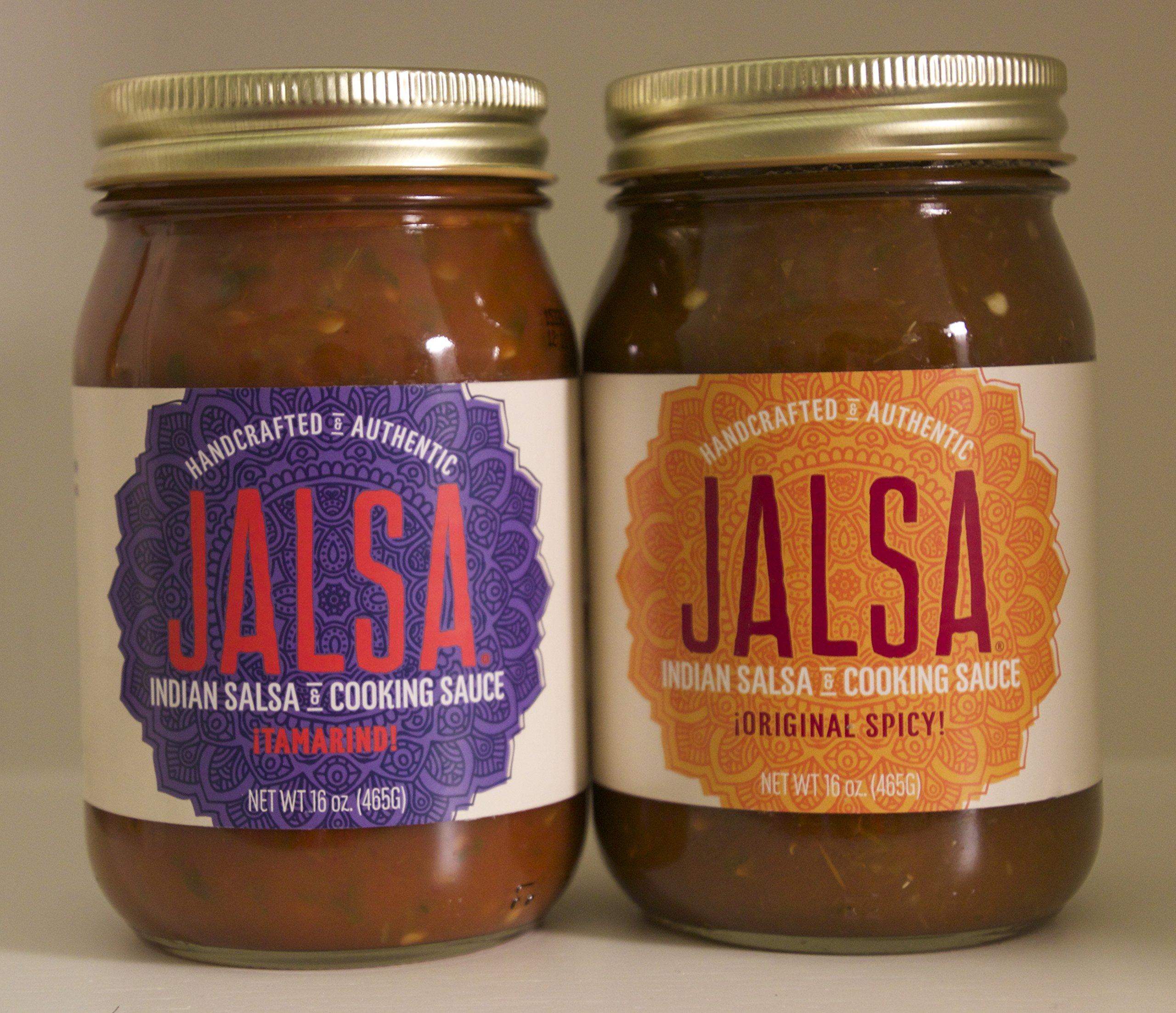 Jalsa Salsa Two-Pack