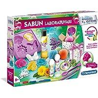 Clementoni - 64433 - Bilim ve Oyun - Sabun Laboratuvarı