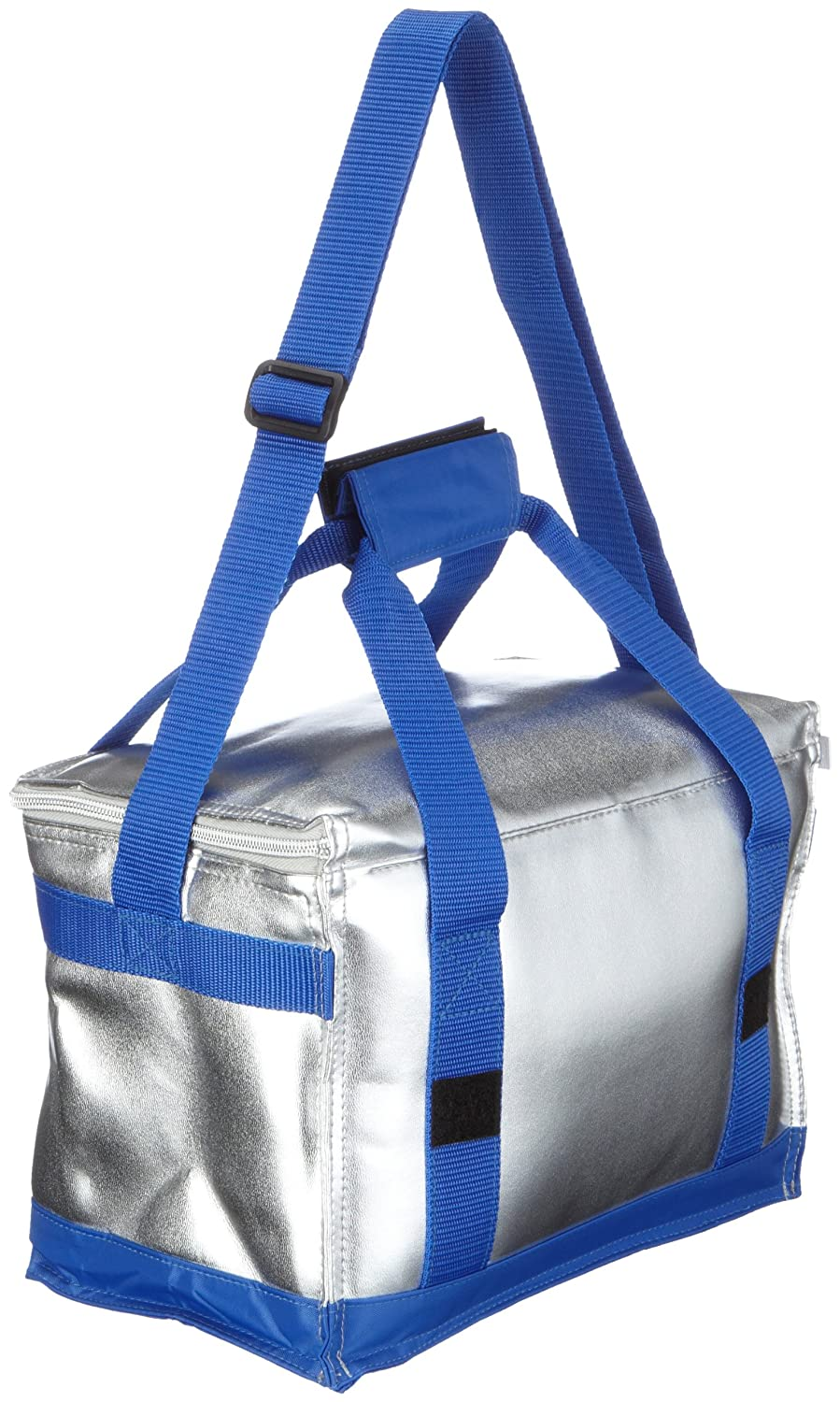 Alfi Be Cool - Bolsa color térmica (10 L), color Bolsa plateado azul d3cd40